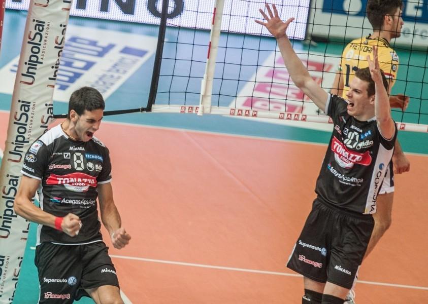 Tonazzo sconfitta da Perugia con onore
