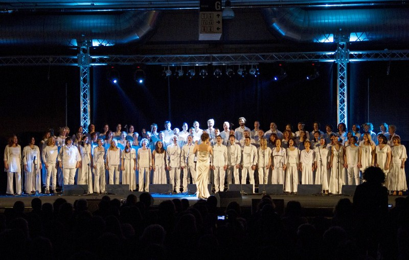 I Moviechorus al PalaFabris