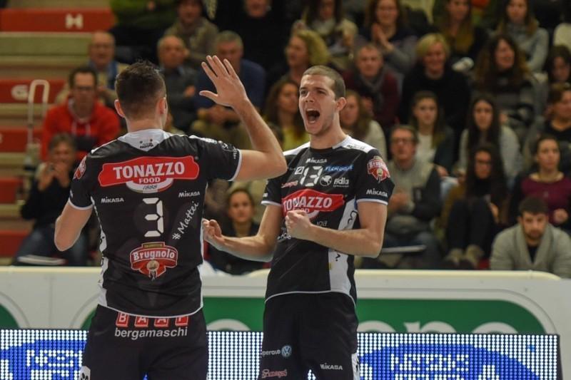 Vittoria per la Tonazzo contro Innsbruck
