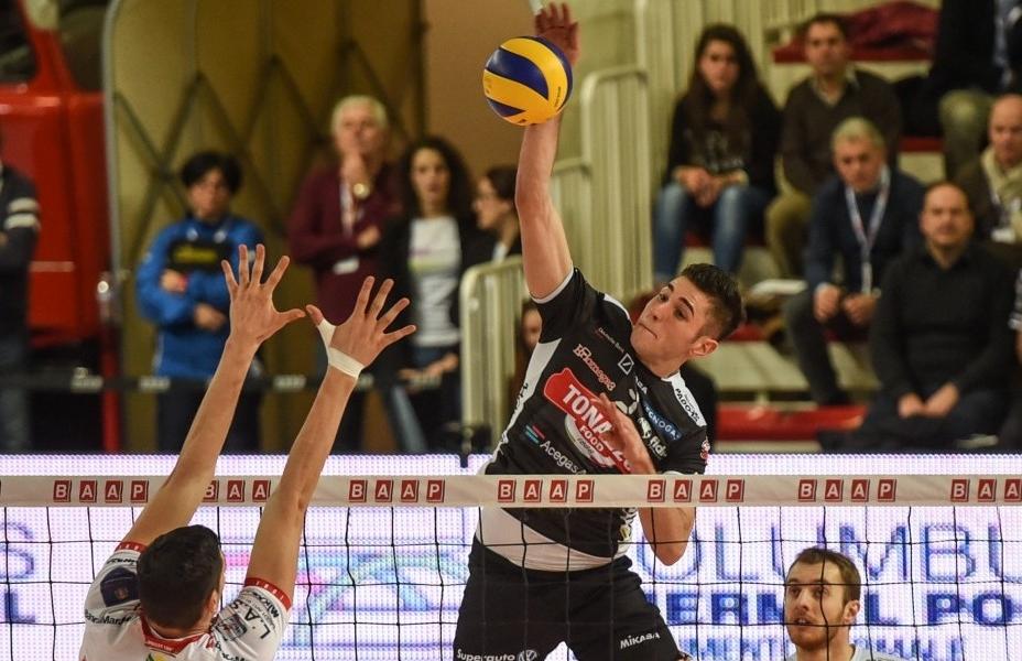 Tonazzo vincente a Verona