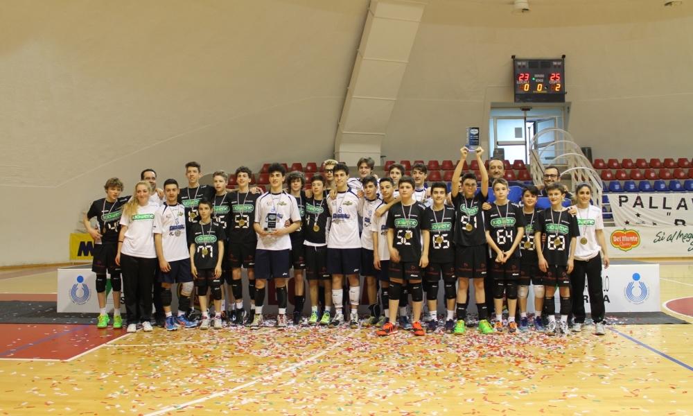 La Kio-Ene Padova vince la Del Monte Boy League