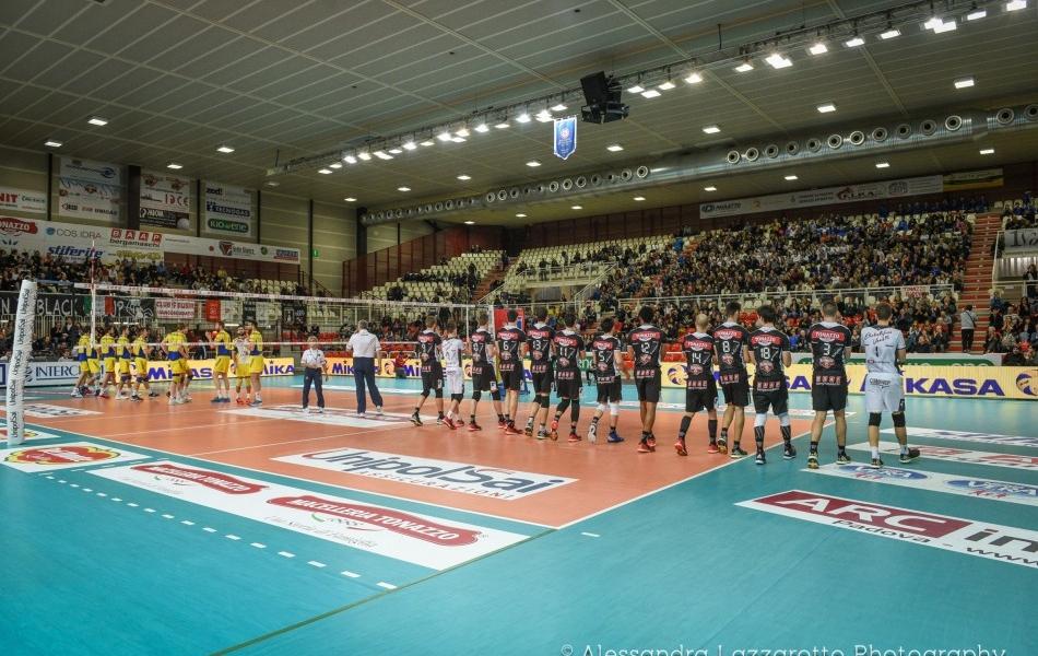 Padova e Verona, attesa per il derby