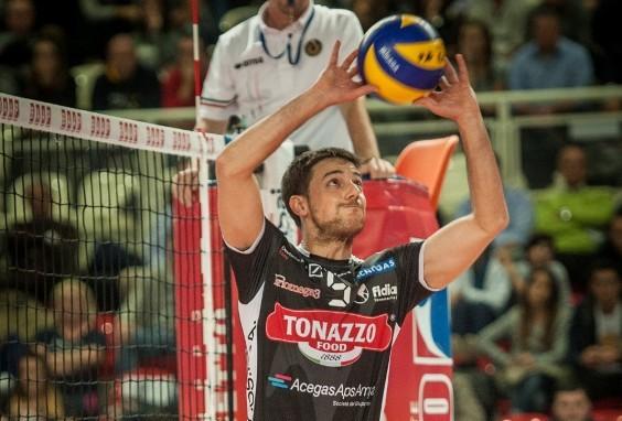 Santiago Orduna rinnova con Padova