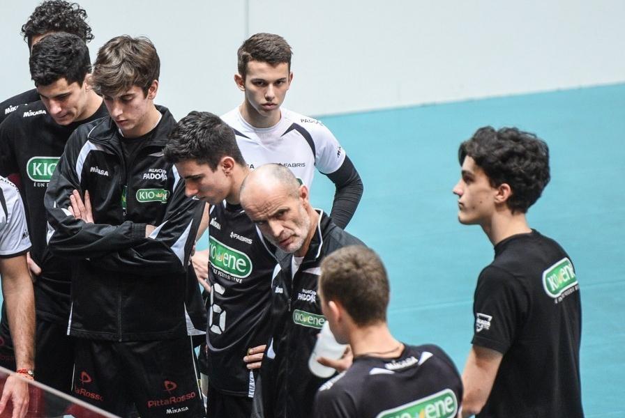 U19 Kio-Ene Padova vice campione regionale