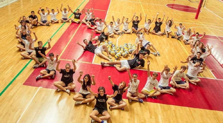 Aperte le iscrizioni per il Mikasa Volley Camp