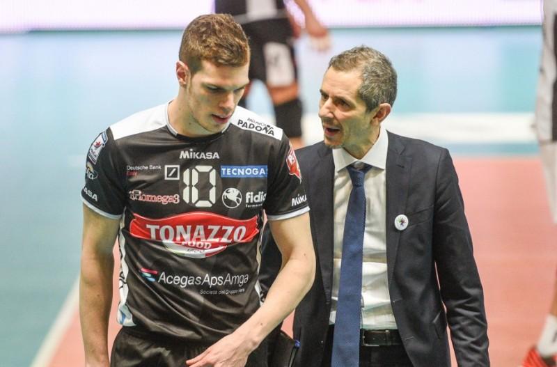 Marco Volpato : «Squadra competitiva, daremo spettacolo»