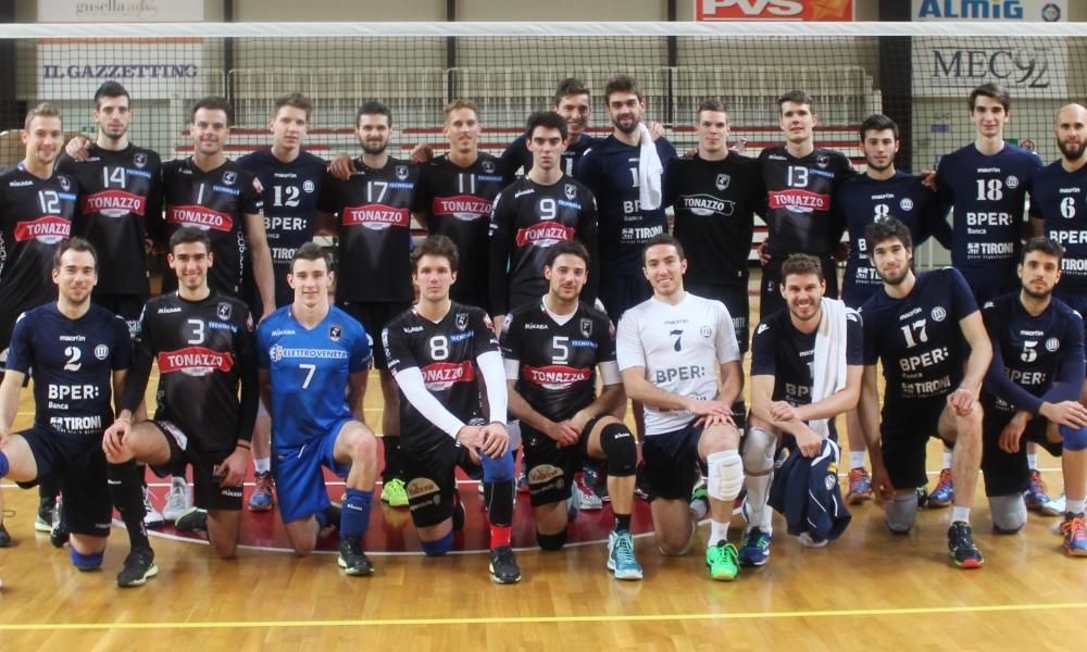 Padova – Modena 3-1: vittoria in amichevole