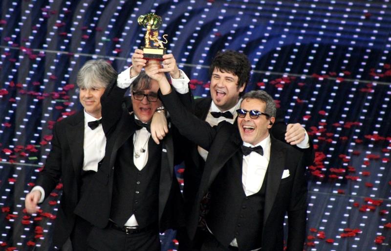 Sanremo 2016: Le lacrime dell'esperienza