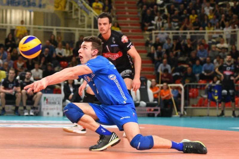 Tonazzo Padova: raffica di convocazioni in Nazionale