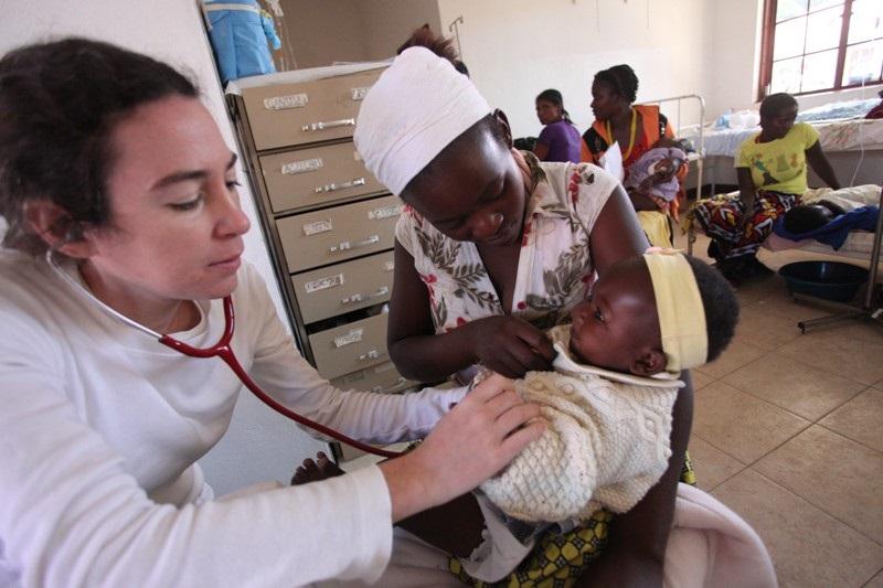 Medici con l'Africa Cuamm nuovo charity partner della Kioene Padova