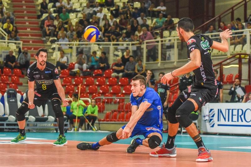 Kioene: contro Perugia sconfitta a testa alta