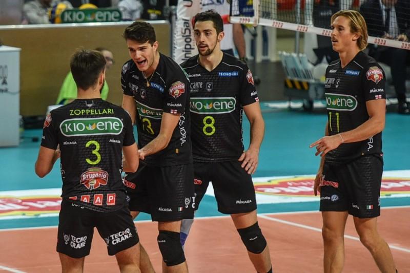 Sale la febbre per Perugia, sold out alla Kioene Arena