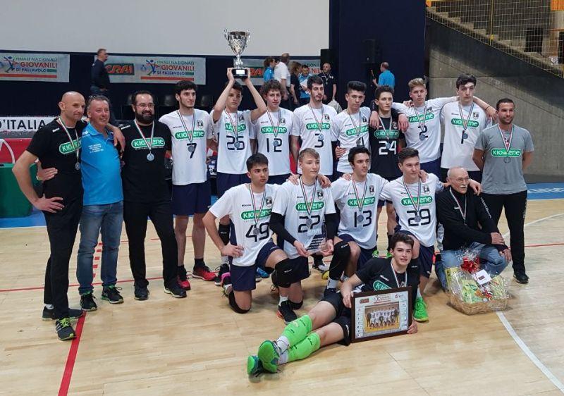 Finali nazionali Under 19: Kioene d'argento