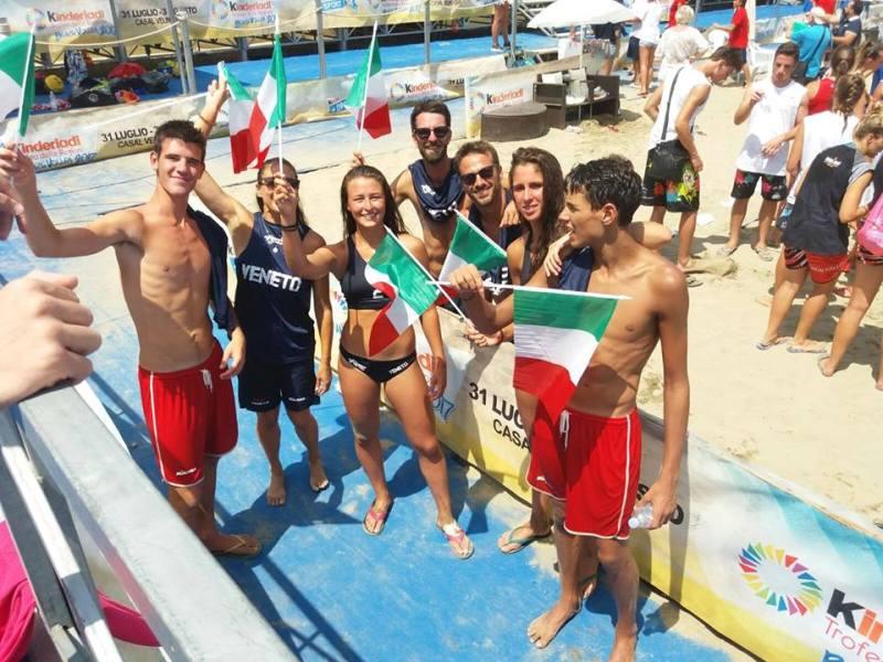 Beach Volley: Trofeo delle Regioni 2017, vince il Veneto