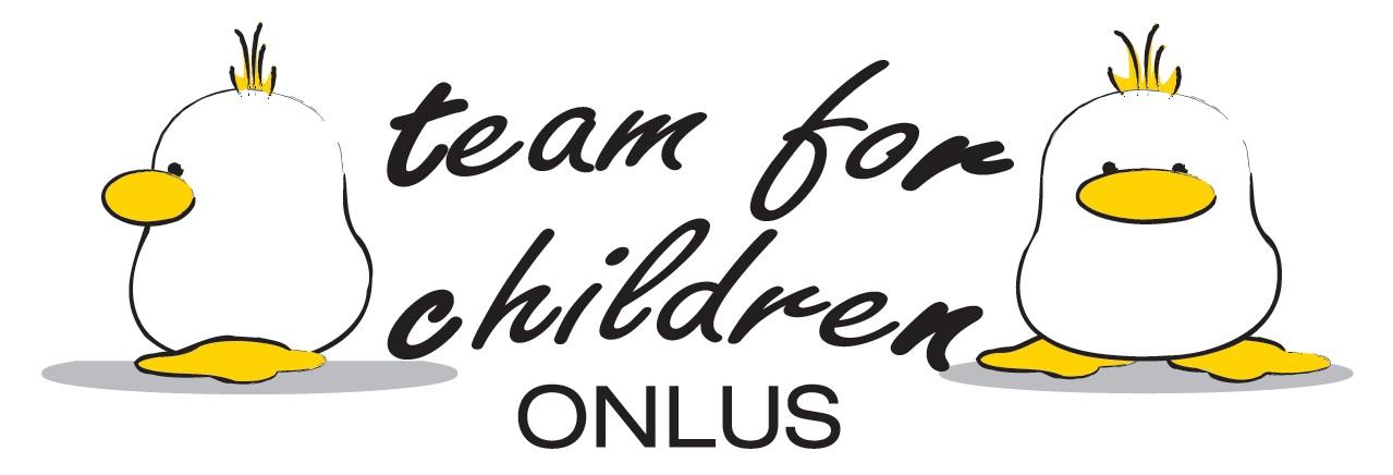 Il logo di Team for Children