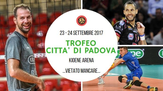 Trofeo Città di Padova, è iniziato il count down