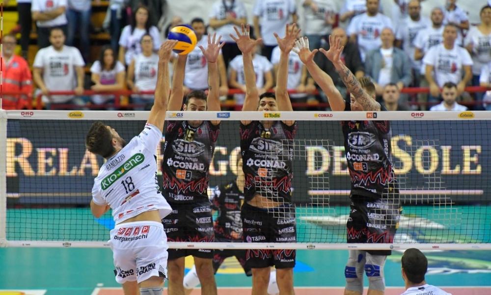 """Lo """"Zar"""" Ivan Zaytsev domina la Kioene Padova"""