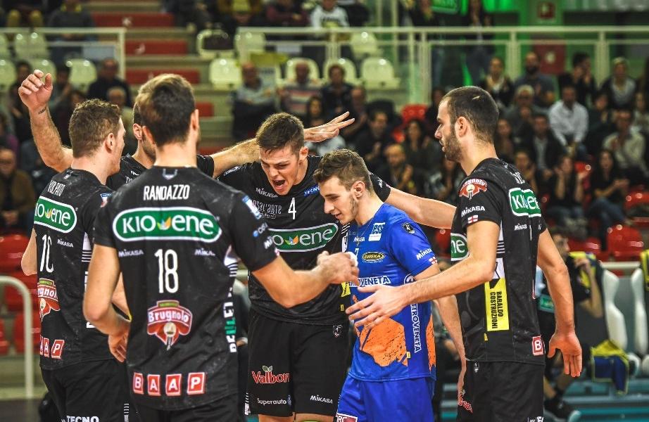 Padova-Monza: volley e intrattenimento