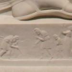 stele giustiniani dettaglio 06