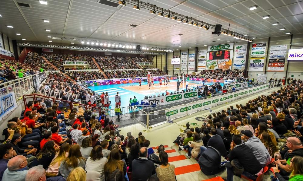Volley, test match Italia-Cina: biglietti in vendita dal 18 giugno