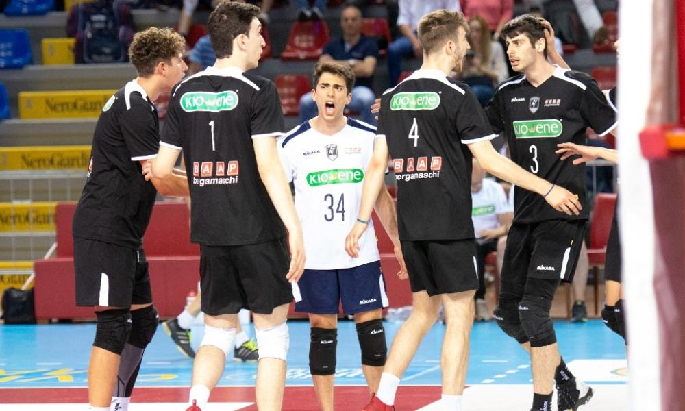 Junior League, Kioene Padova chiude al 4° posto