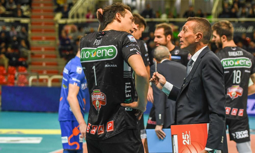 Nicola Baldon non sarà più il 2° allenatore della Kioene Padova