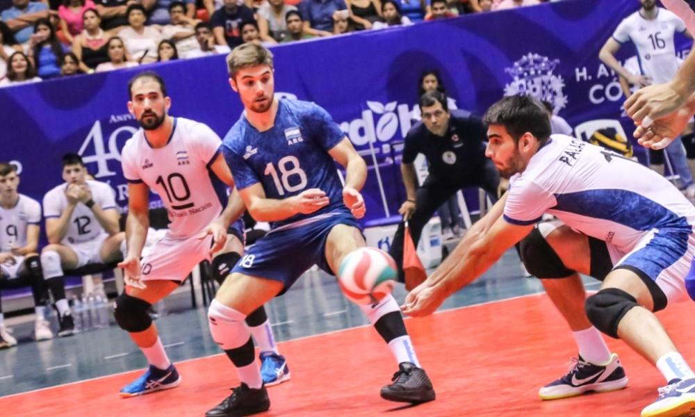 Santiago Danani vince con l'Argentina!