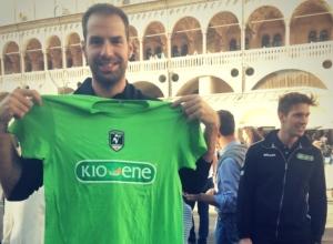 Aperitivo in Green con i tifosi della Kioene Padova