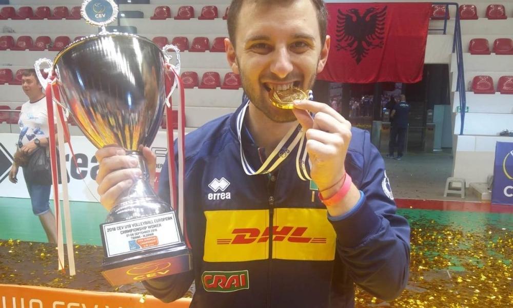 Alberto Salmaso: Padova si gode lo scout d'oro