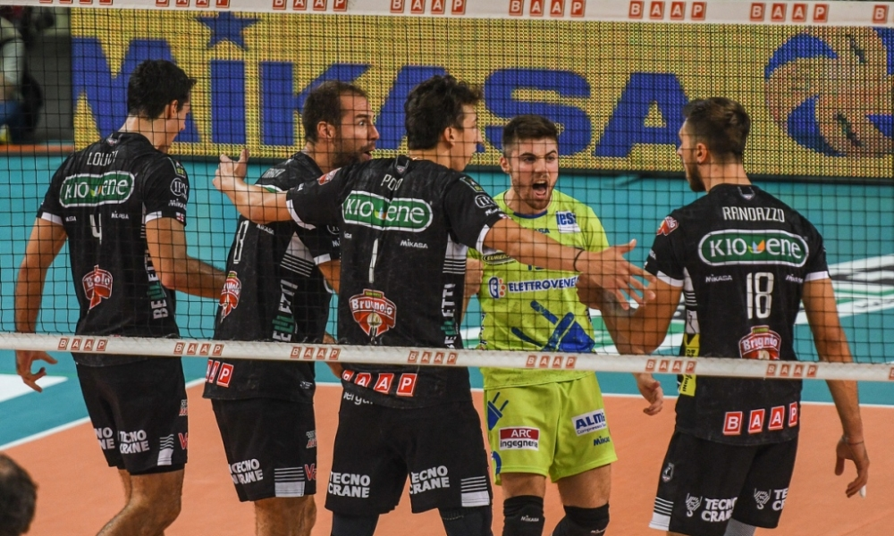 Volley, Verona passa in amichevole
