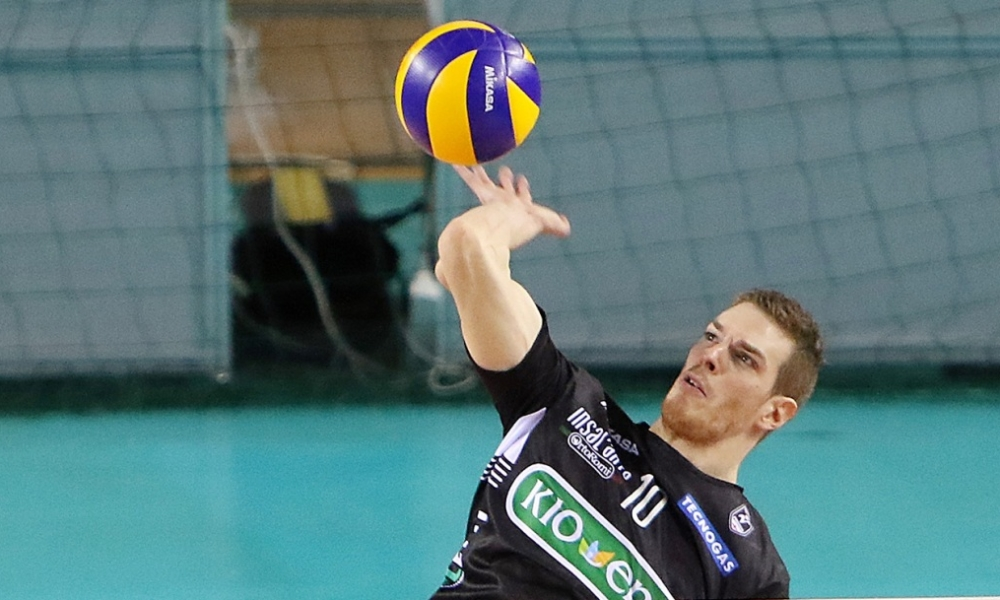 Kioene Padova vince la Rimini Volley Cup