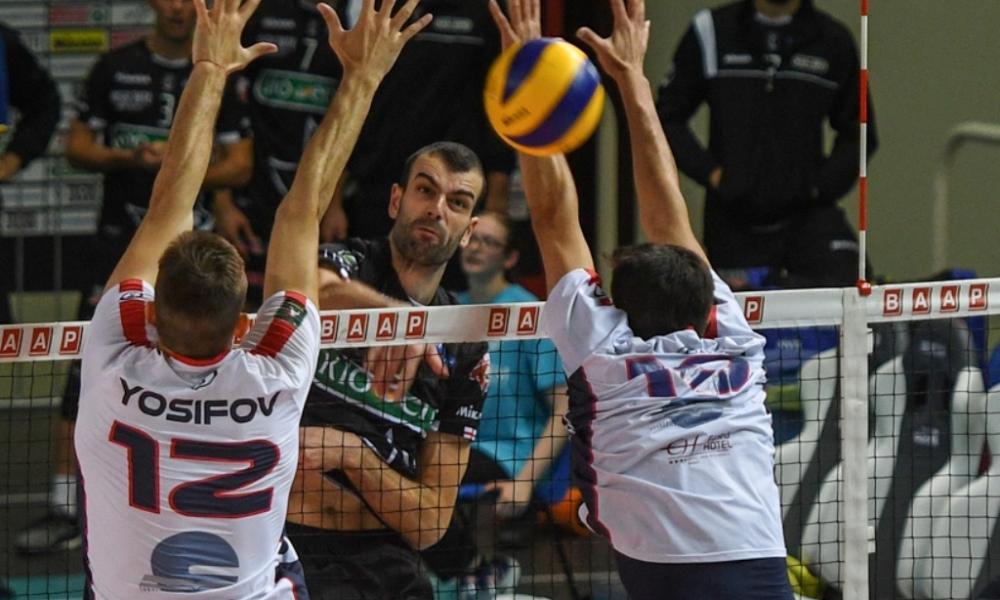 Kioene Padova pronta per la sfida contro Ravenna