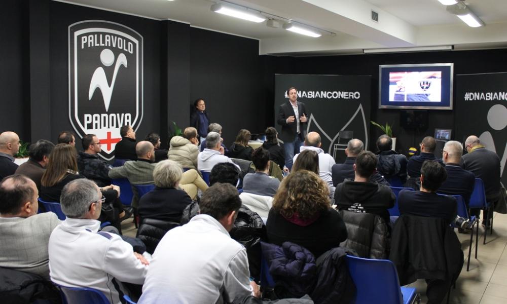 Grande successo per il primo Workshop di Pallavolo Padova NET