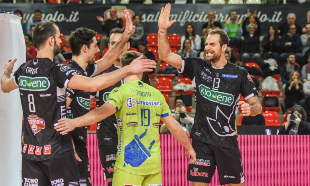Latina ospite per l'ultima di regular season, poi spazio ai play off