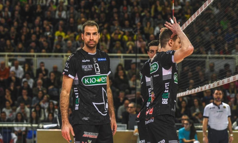 Marco Meoni: «questa Kioene diverte e gioca bene»