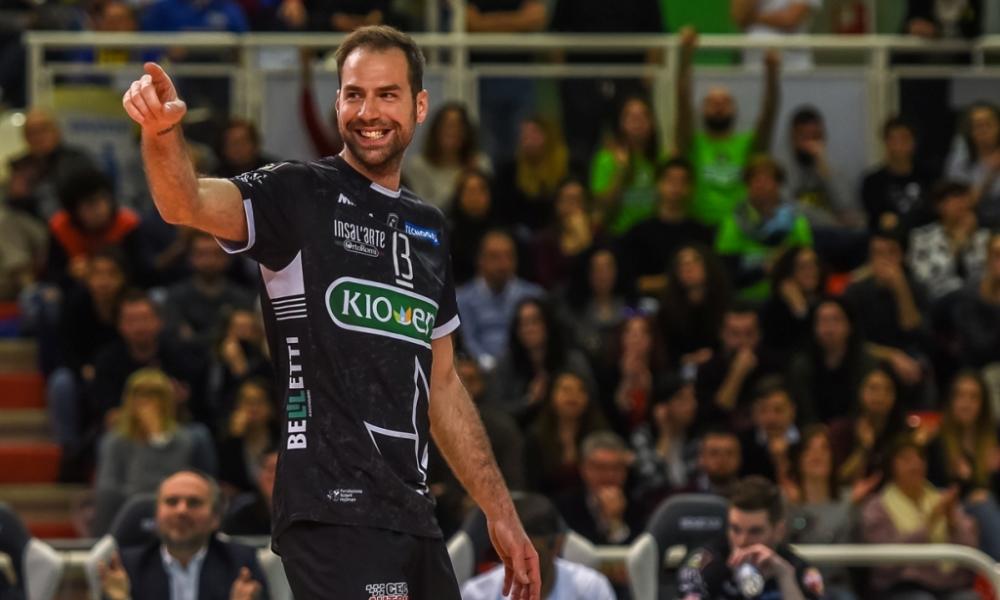 Dragan Travica rinnova con la Kioene Padova