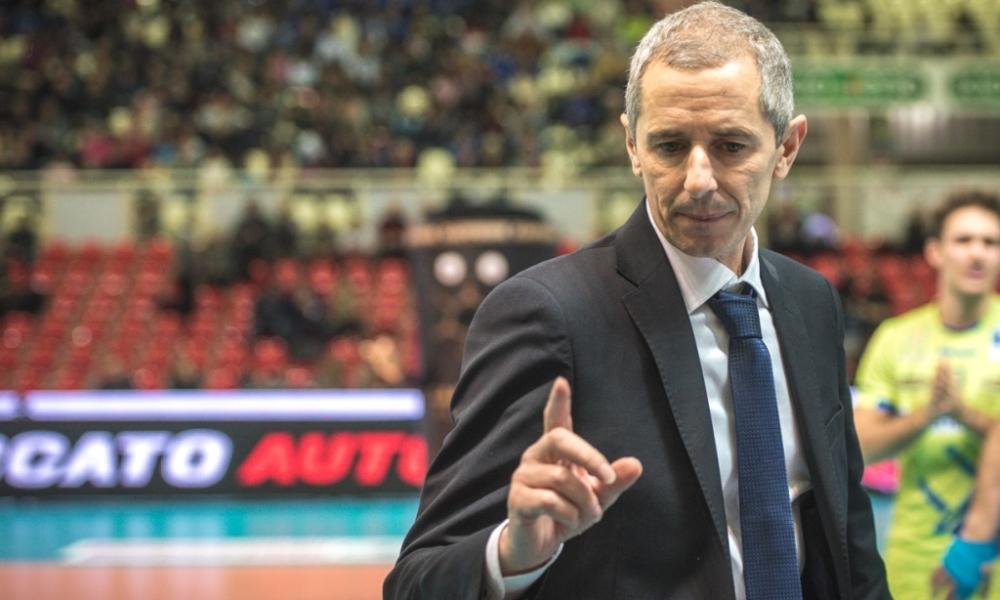 La Kioene ricomincia da coach Valerio Baldovin