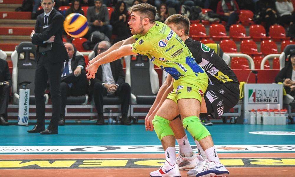 Santiago Danani rinnova con la Kioene Padova