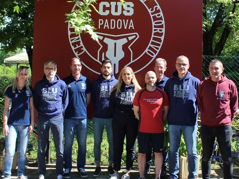 CUS Unipd BluVolley: serie C per atlete-studentesse