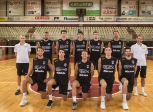 Kioene Padova, è iniziata la stagione 2019/20