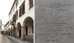 Casa di Galilei a Padova