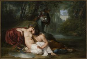 Rinaldo e Armida - Francesco Hayez