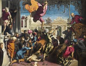San Marco libera lo schiavo dal supplizio della tortura