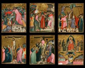 Sei storie di Cristo - Giovanni Baronzio