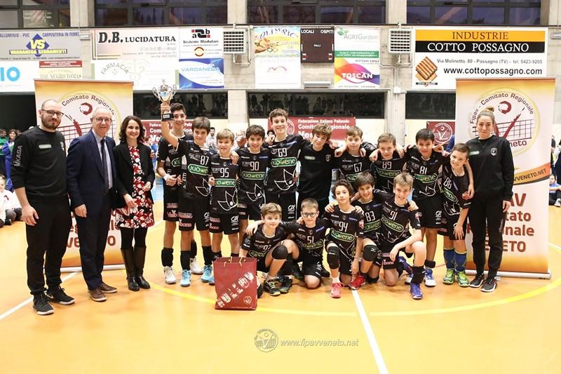 Matteo Trolese sarà il vice di coach Cuttini